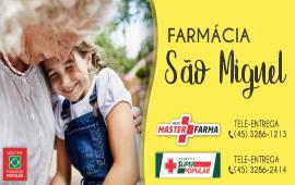 FARMÁCIA SÃO MIGUEL