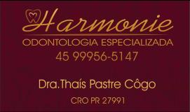 HARMONIE ODONTOLOGIA